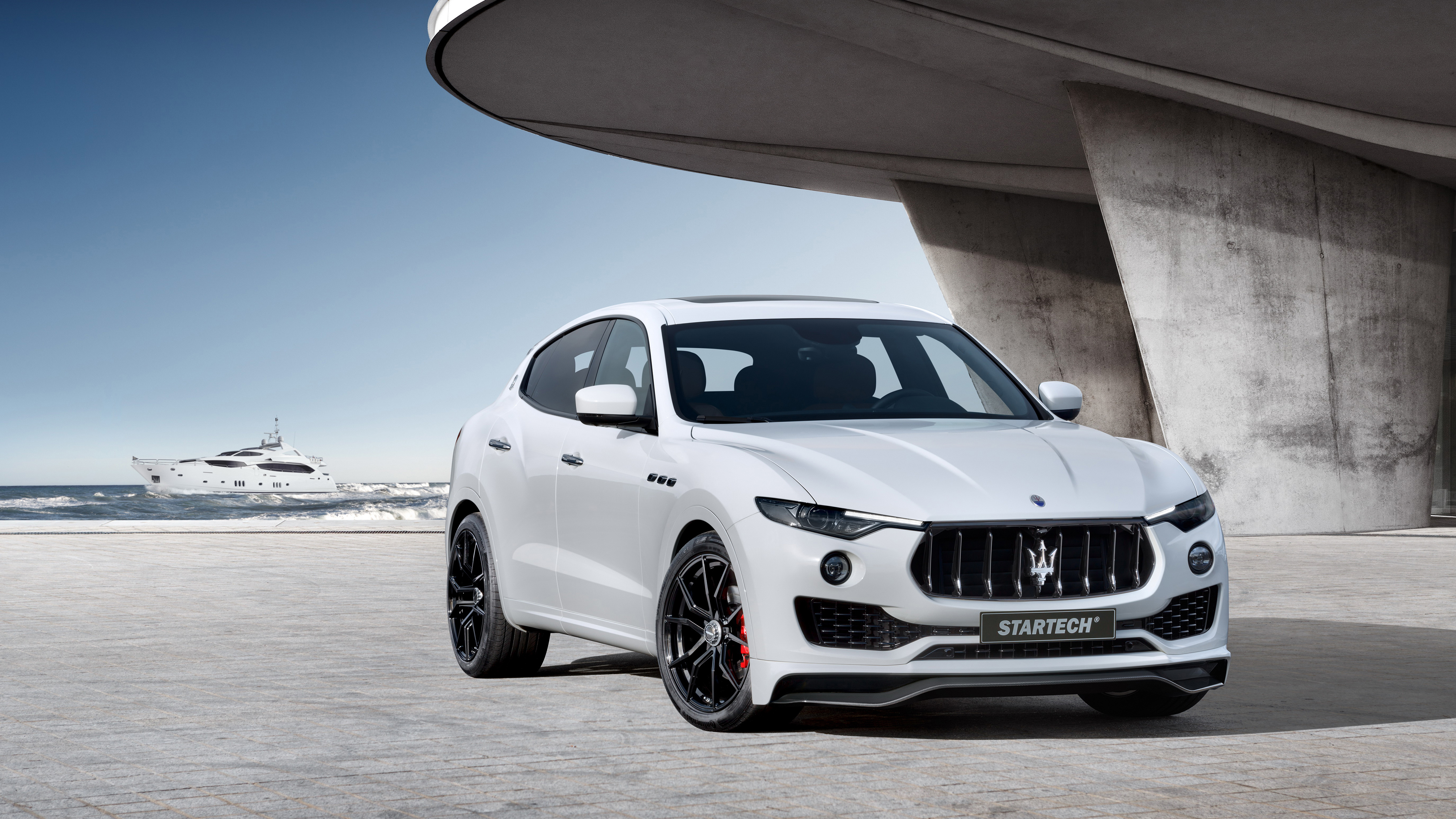 Maserati Levante Wallpapers and Background Images   stmednet 4096x2304