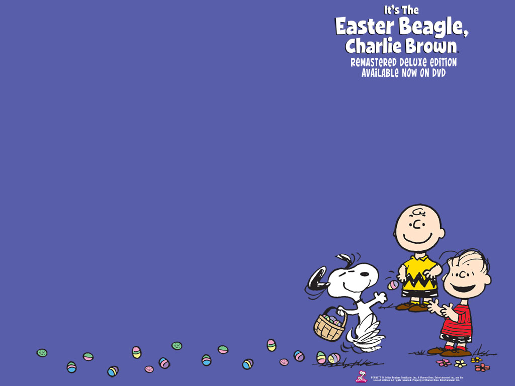 Snoopy Easter Wallpapers HD Easter Images 1024x768