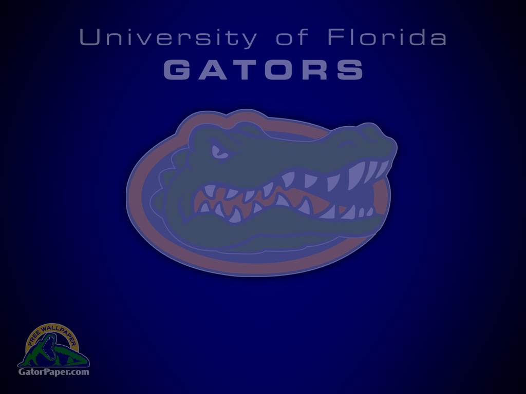 Florida Gators Wallpaper Simple Blue Back To Gator Page Pictures 1024x768