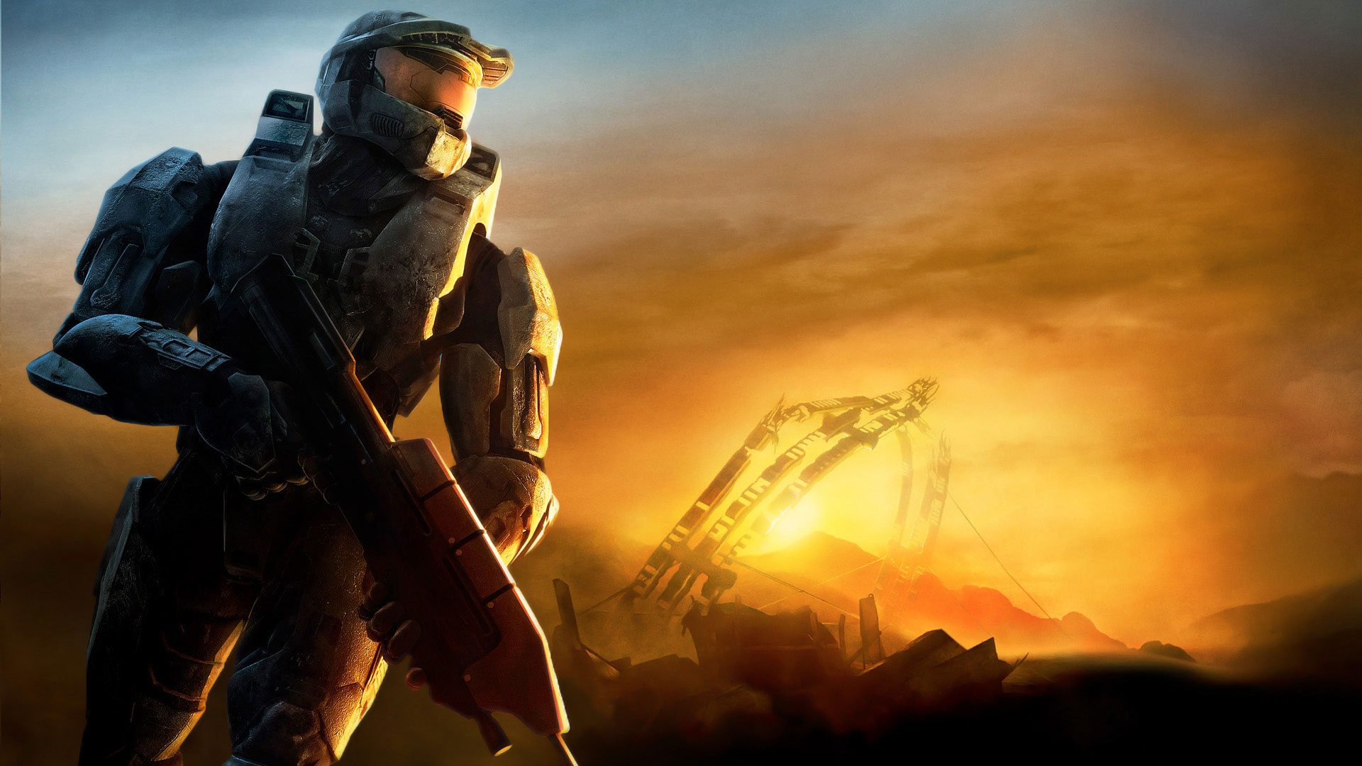 Halo Wallpaper Image Backgrounds 1080p 7832 Wallpaper Cool 1920x1080