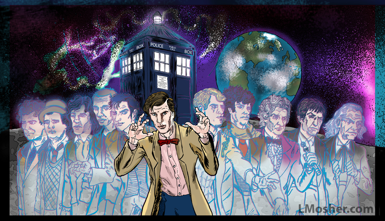 Doctor Who 1336x768