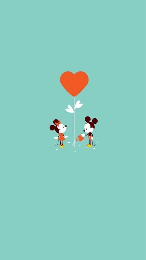 Minnie Mickey 500x887