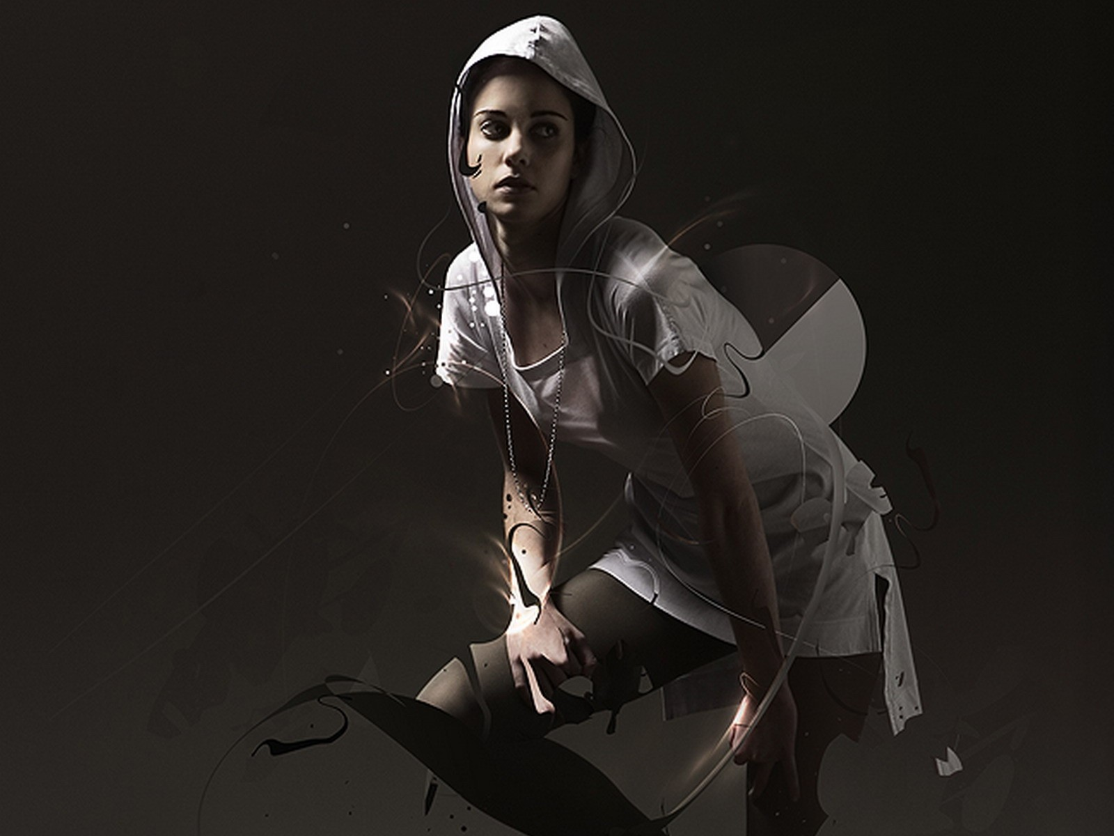 Abstract Girl Photoshop Edit Original HD Wallpaper 1600x1200