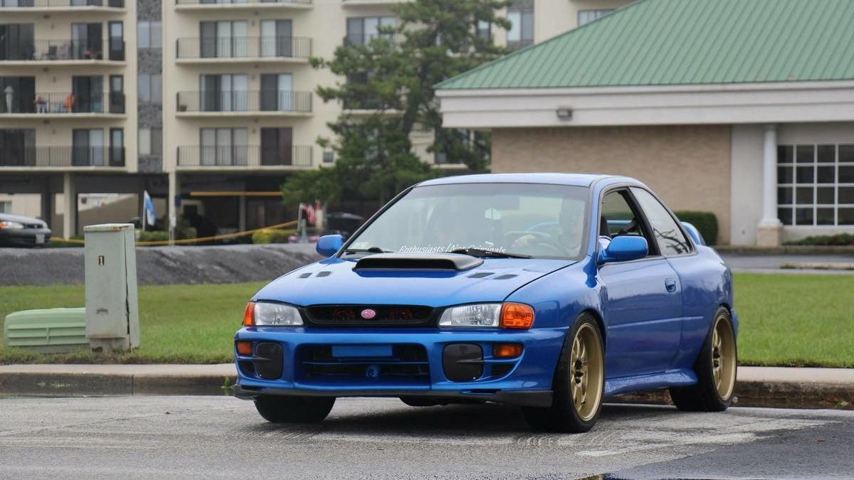 For 8000 Could This 1999 Subaru Impreza RS Be Your Franken Sti 1200x675
