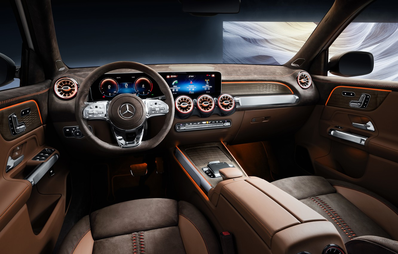 Wallpaper Concept Mercedes Benz salon 2019 GLB images for 1332x850
