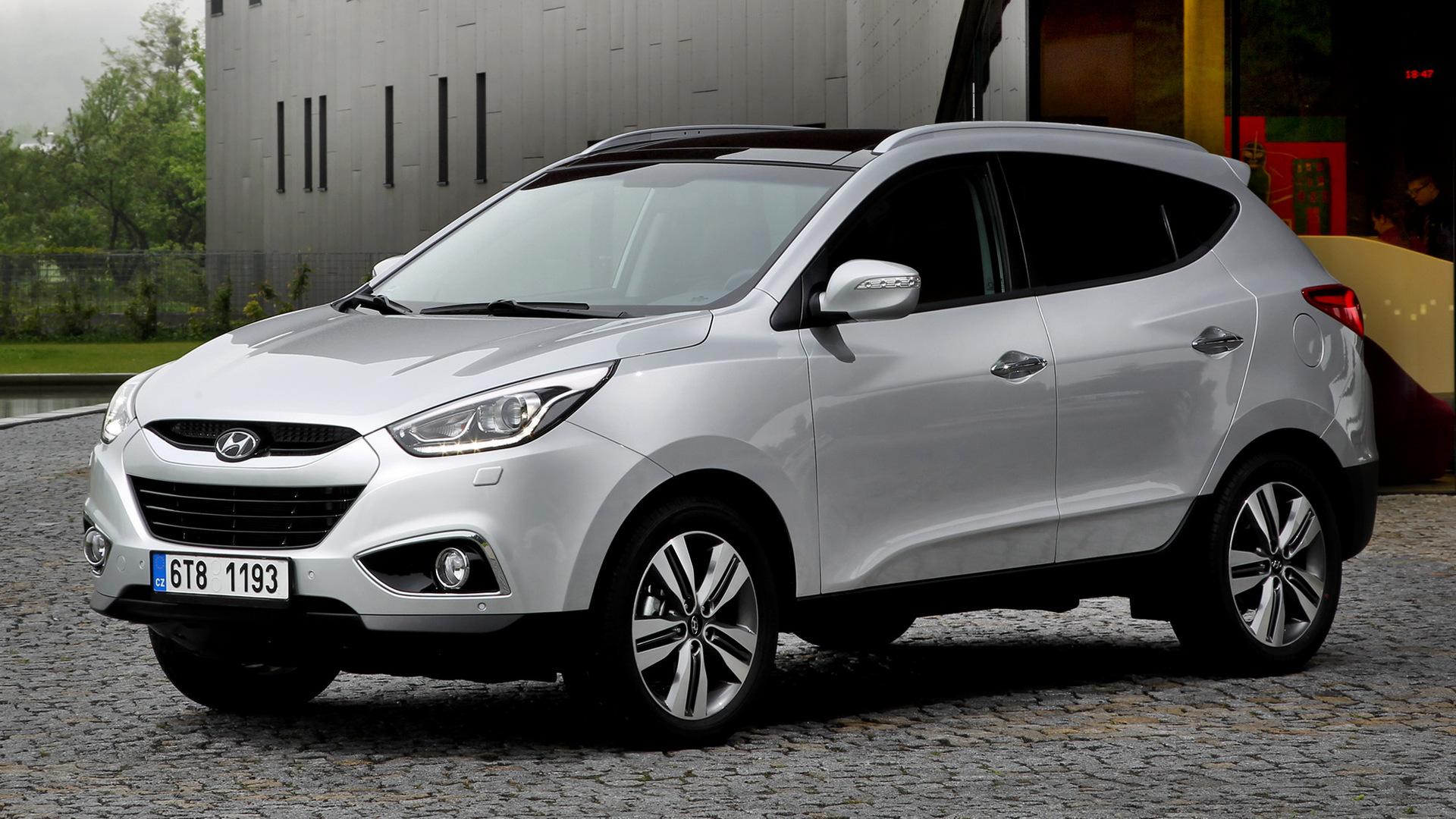 2013 Hyundai ix35   Wallpapers and HD Images Car Pixel 1920x1080