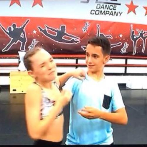 Dance Moms Maddie And Gino 500x500