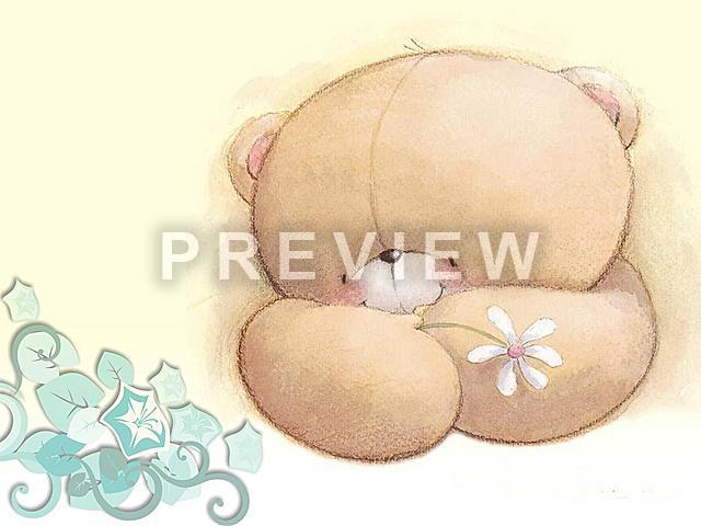 Forever Friends bear   1600 900 Wallpaper 640x480