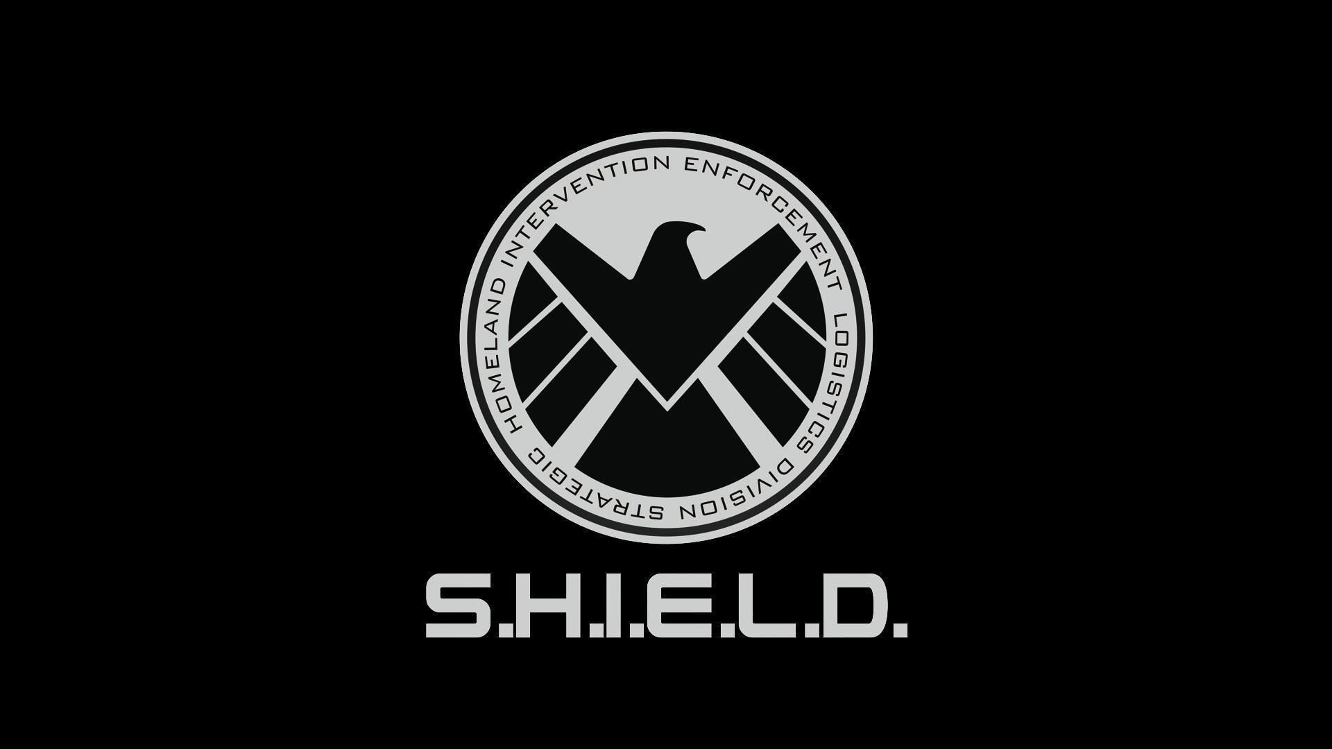 FunMozar Marvel The Avengers Shield Logo Wallpapers 1920x1080