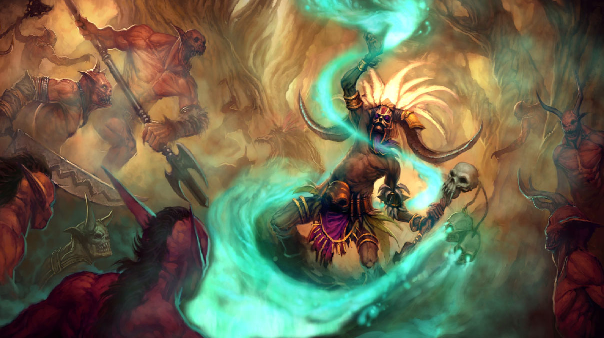 League Of Legends Animated Wallpaper 1209x678