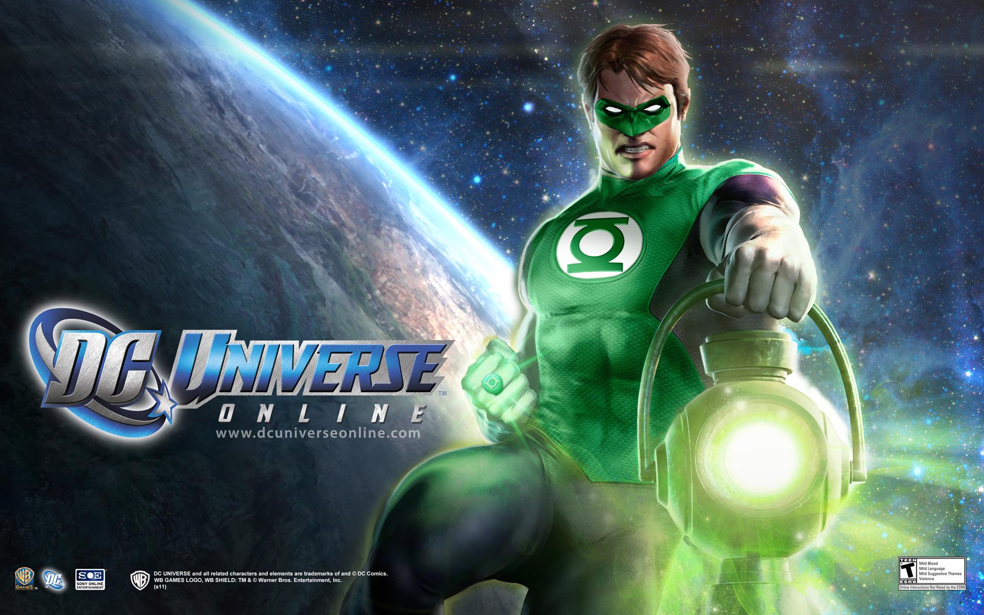 DC Universe Online Wallpaper in 1920x1200 1920x1200