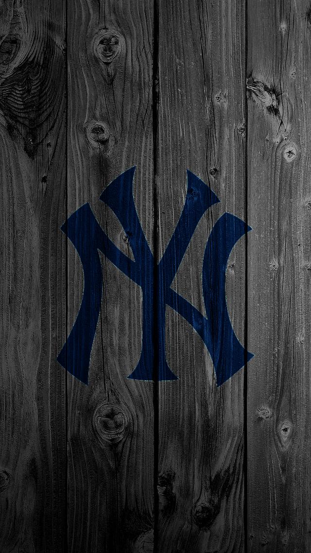 49 New York Yankees Iphone Wallpaper On Wallpapersafari