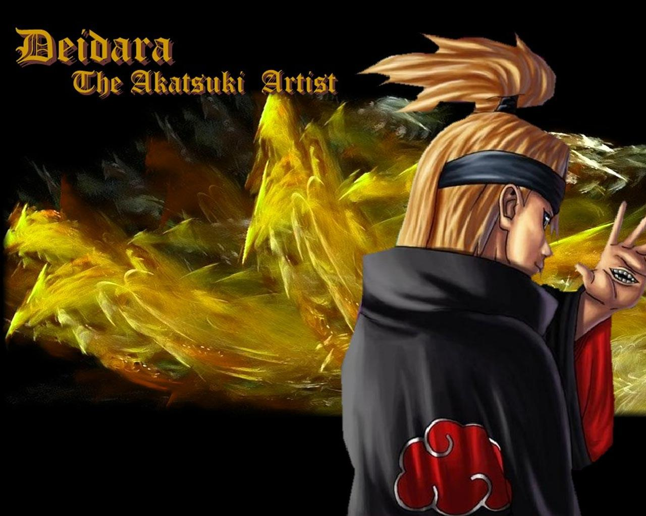 Deidara   48231   High Quality and Resolution Wallpapers on 1280x1024