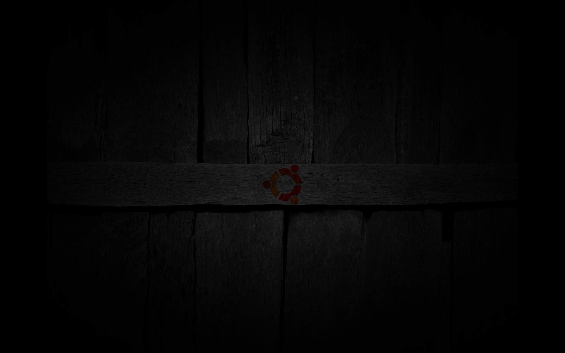Ubuntu Dark Wallpapers 1920x1200