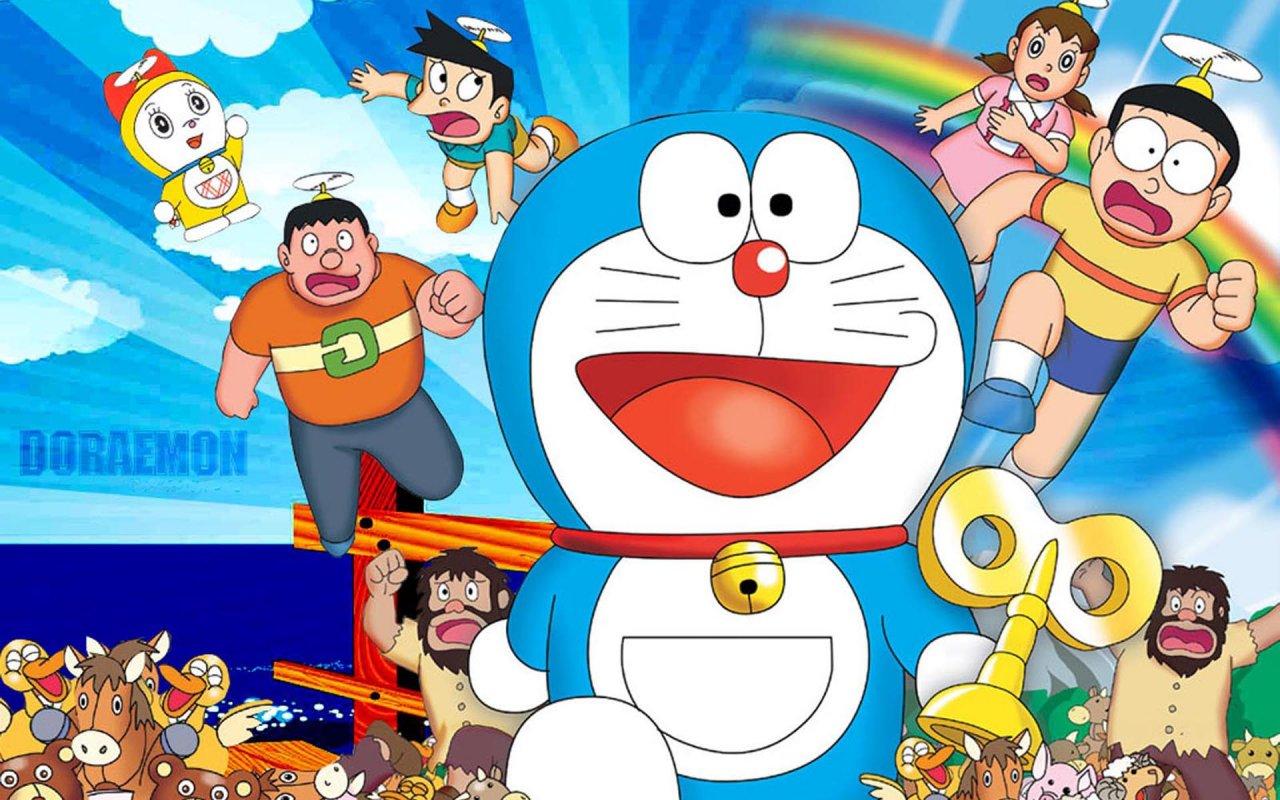 Doraemon 3D Wallpaper   Wallpapers HD Fine 1280x800