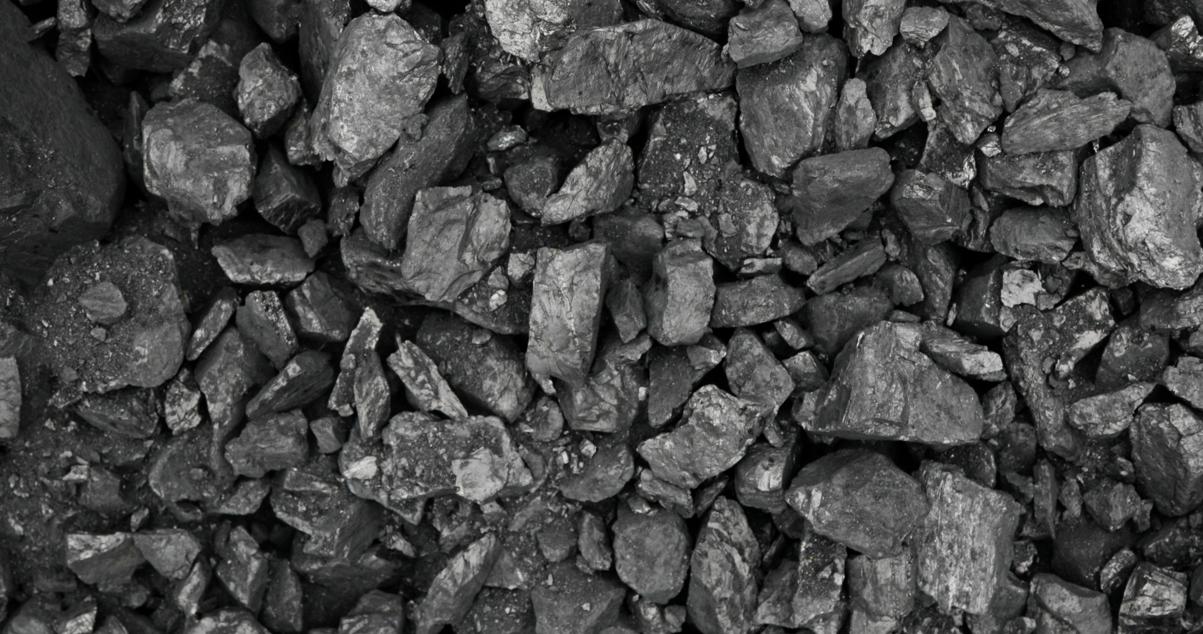 Coal in the background coal mine Open Cast Coal Mining Footage 4096x2160