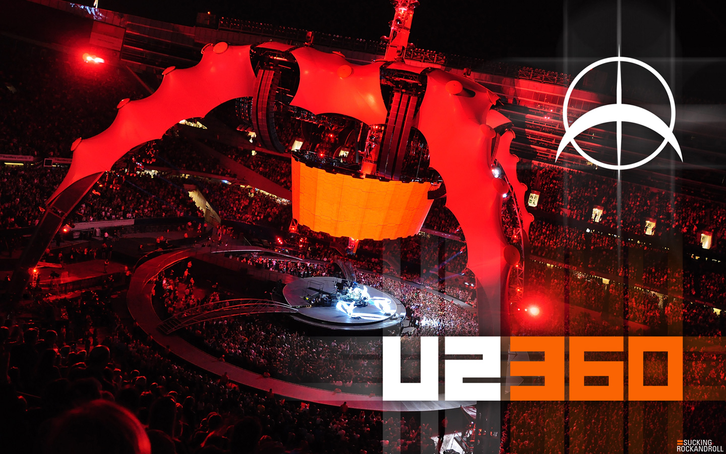 U2 Kiss The Future Mxico Wallpapers U2 360 Tour 2 1440x900