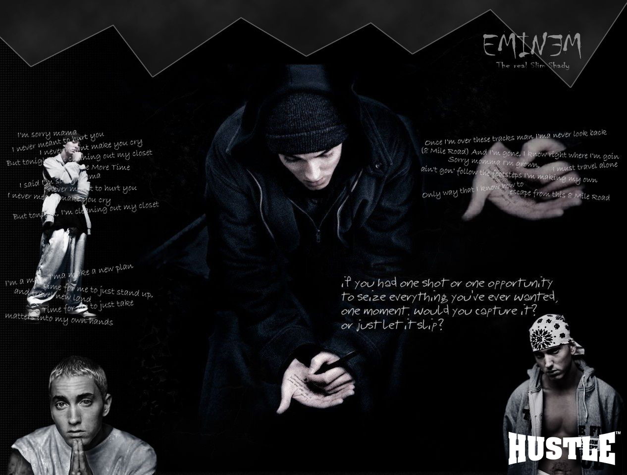 15 Quoted Eminem Wallpapers That Must Be In Your Collection 1266x959
