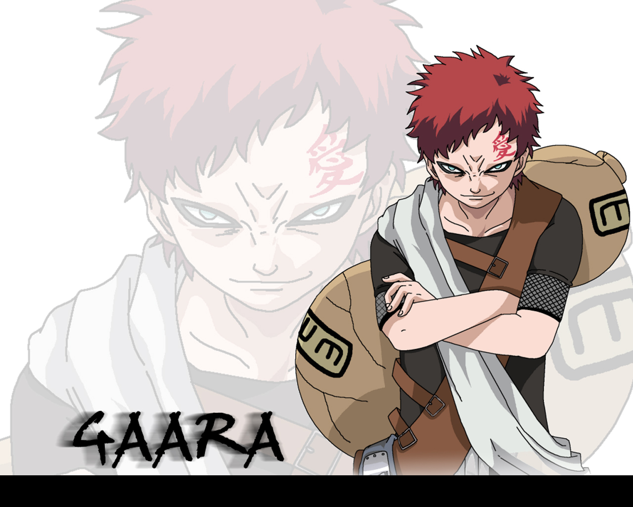 Gaara Of The Desert Wallpaper 12801024 168547 HD Wallpaper Res 1280x1024