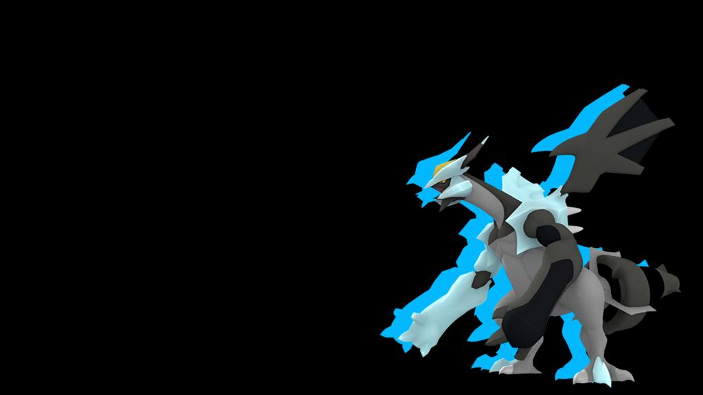 Free Download Pokemon Wallpaper 3d Black Kyurem By Flows