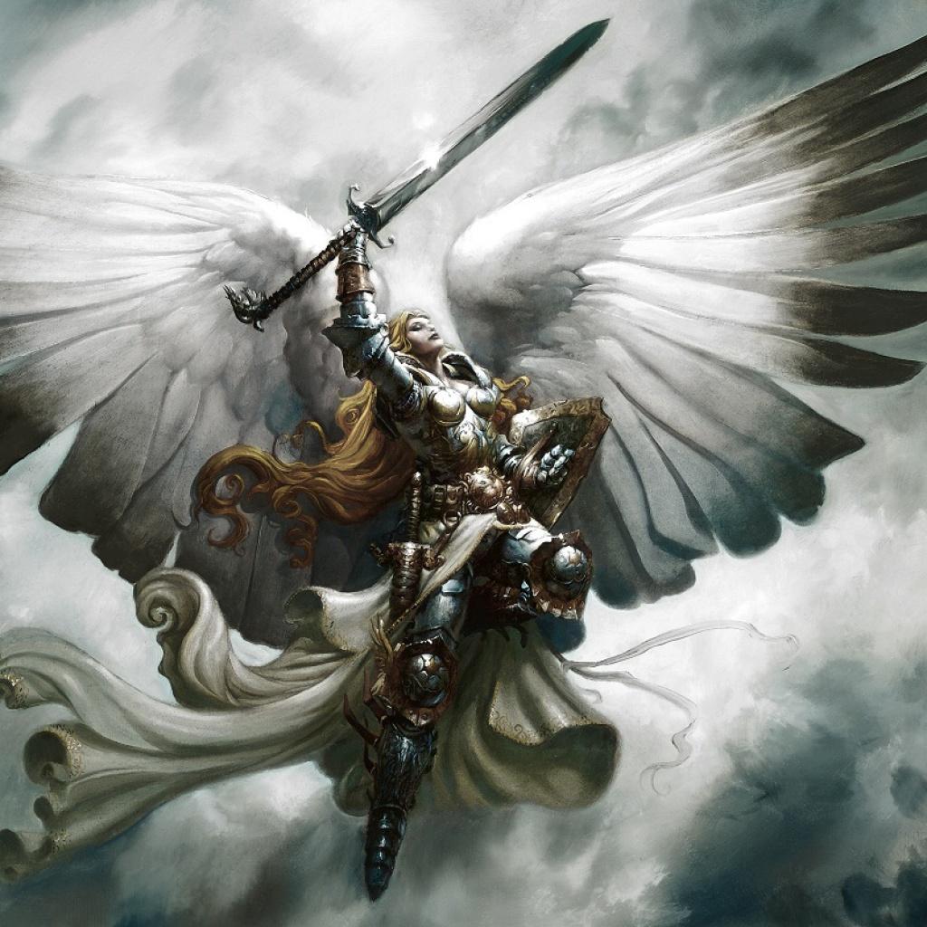 HD Angel Wallpapers 2 1024x1024