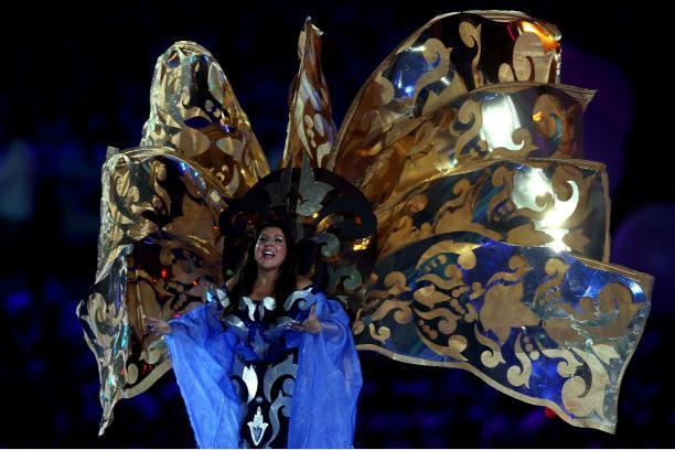 Maria Guleghina to sing at Sochi 2014 Opening Ceremony 612x408