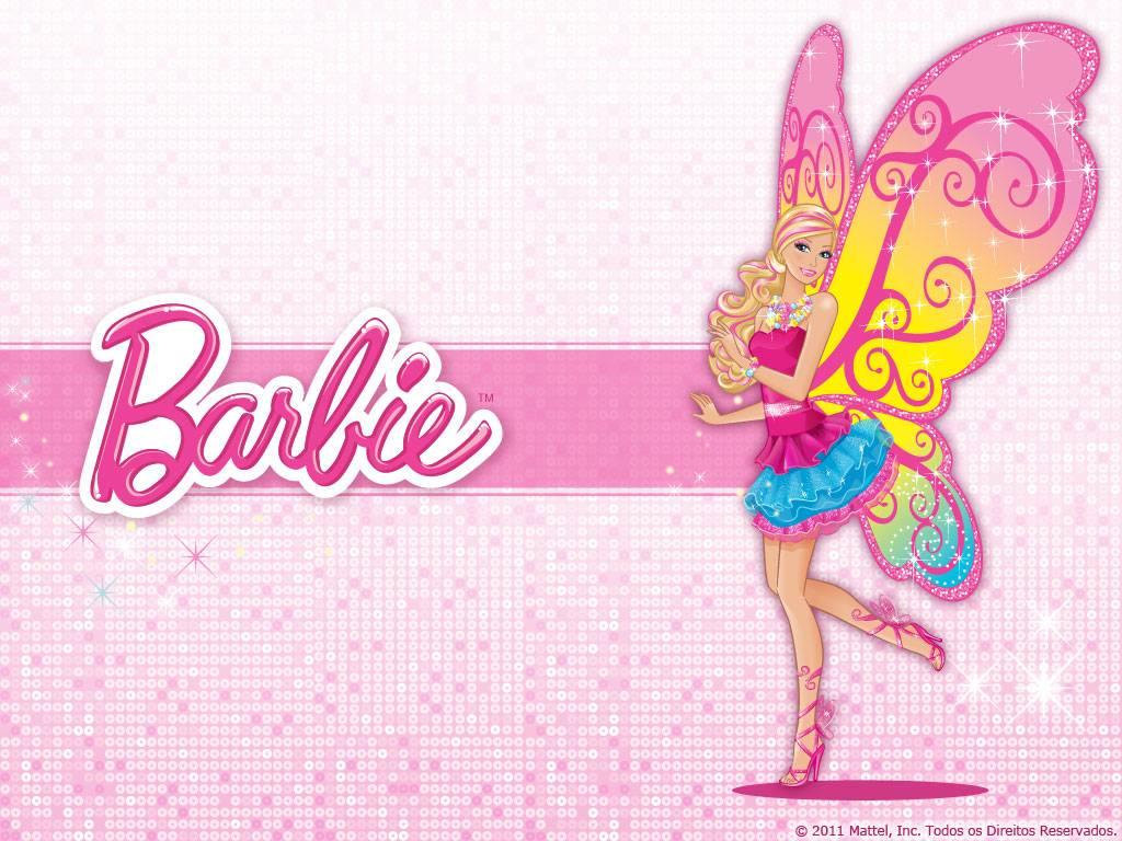 76 Barbie Wallpaper On Wallpapersafari