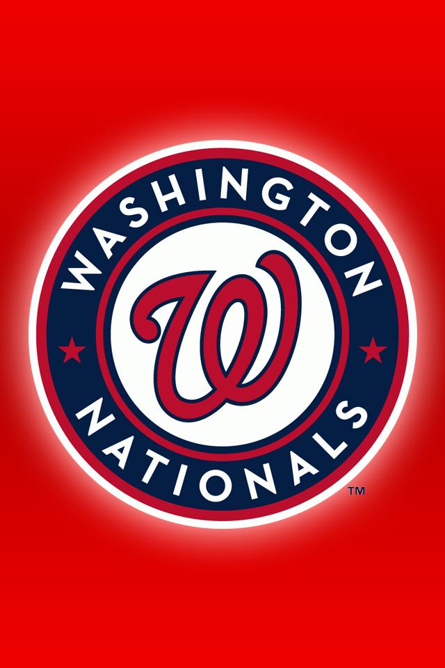 Washington Nationals Iphone 640x960