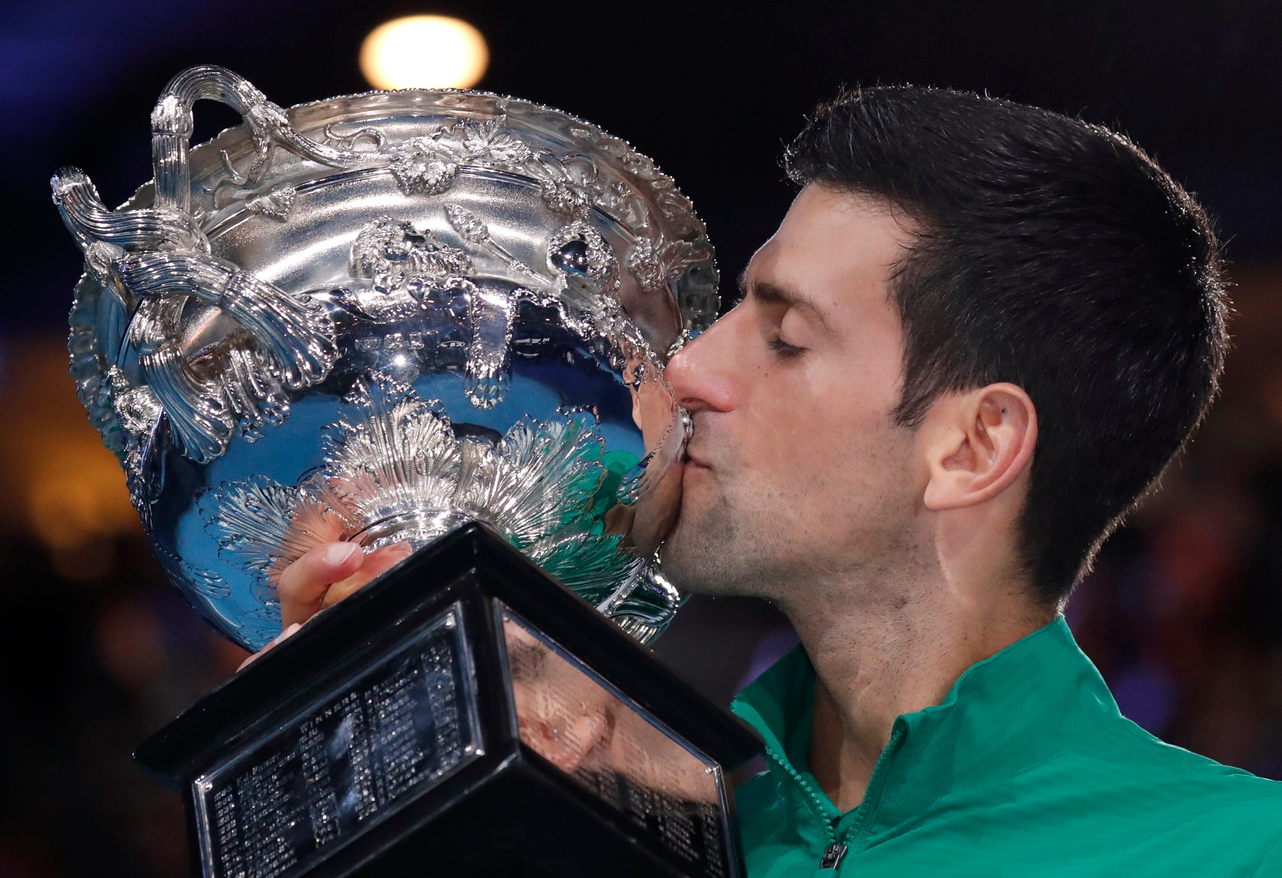 2020 Australian Open Best images from Grand Slam tennis tournament 2560x1754
