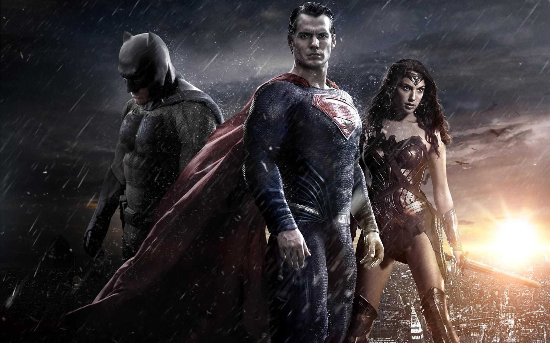 Superman   Wonder Woman   Wallpaper Full HD   1920x1200   Select Game 1920x1200