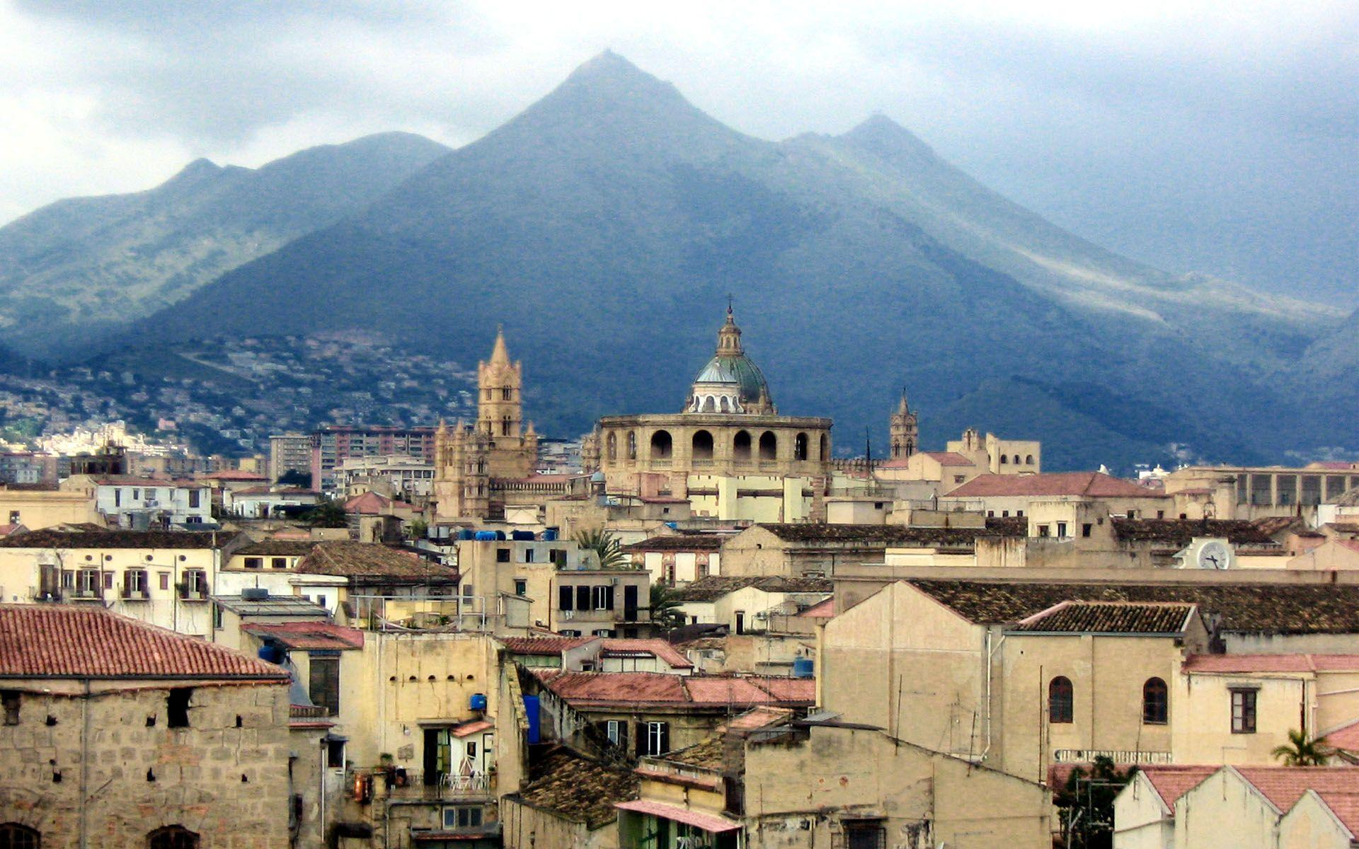 Old Palermo In Sicily wallpaper travel and world Wallpaper Better 1920x1200