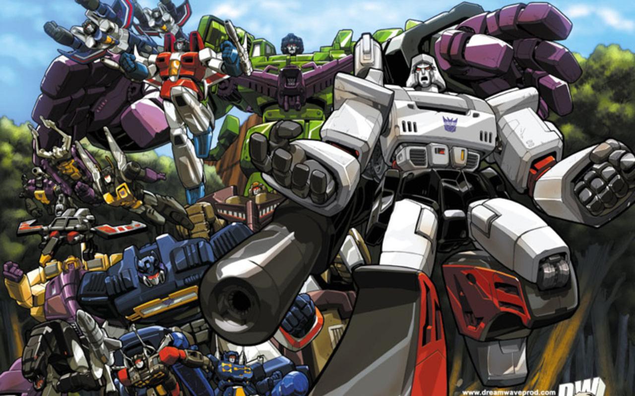 Classic Transformers Transformers Wallpaper 4354897 1280x800