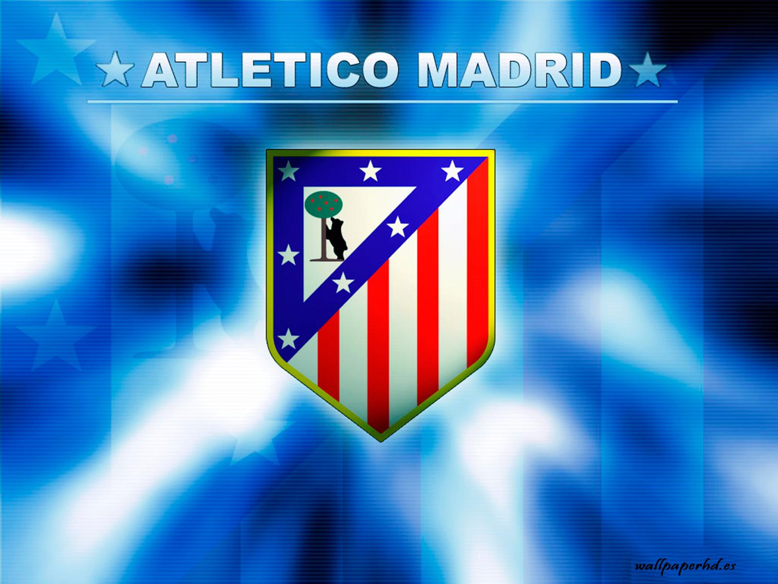 escudo atletico de madrid Wallpaper Hd   Fondos de pantalla HD High 1600x1200