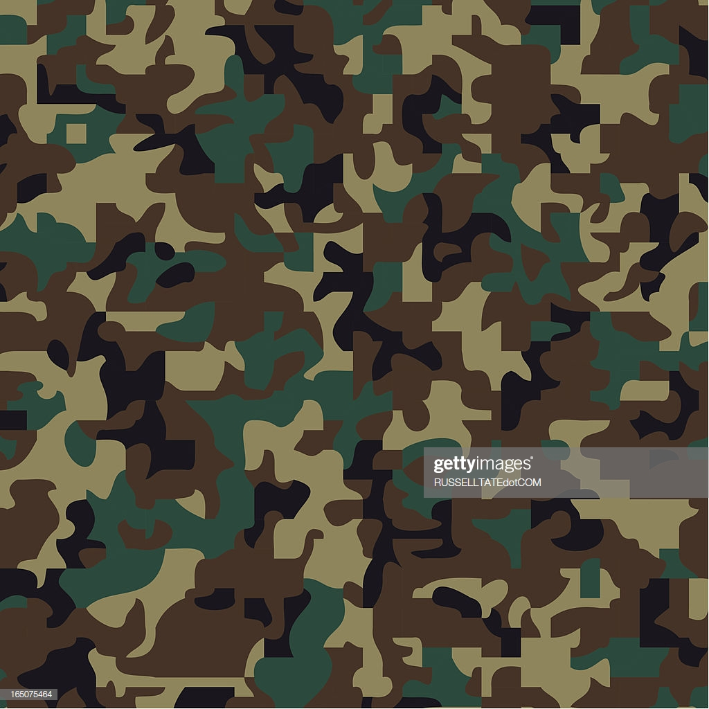 Digicamo Pattern stock illustration   Getty Images 1024x1024