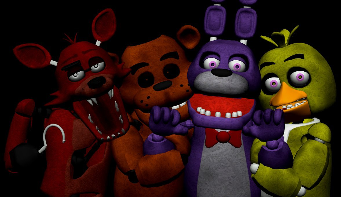 Free Download Five Nights At Freddys Wallpaper By Satokochan