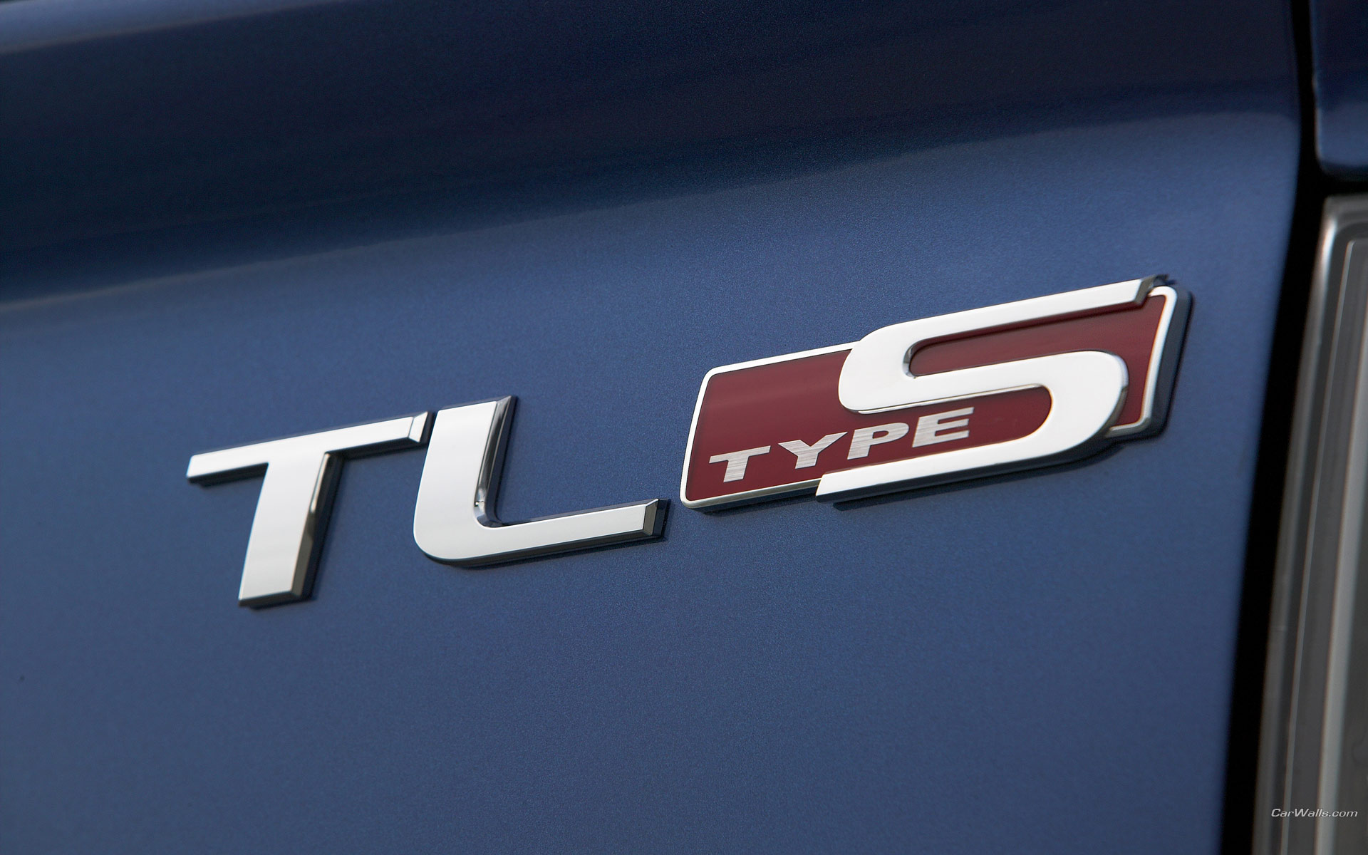 Download High quality Acura TL type S logo Acura Wallpaper 1920x1200