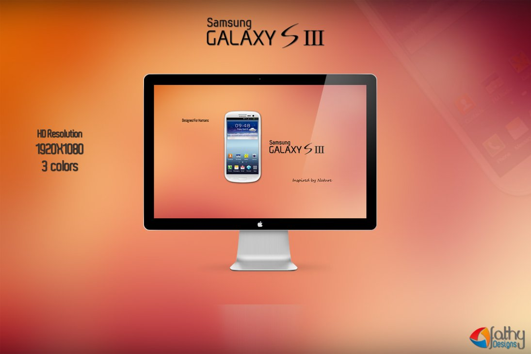 Samsung Galaxy S3 Wallpaper HD by neno222 1095x730