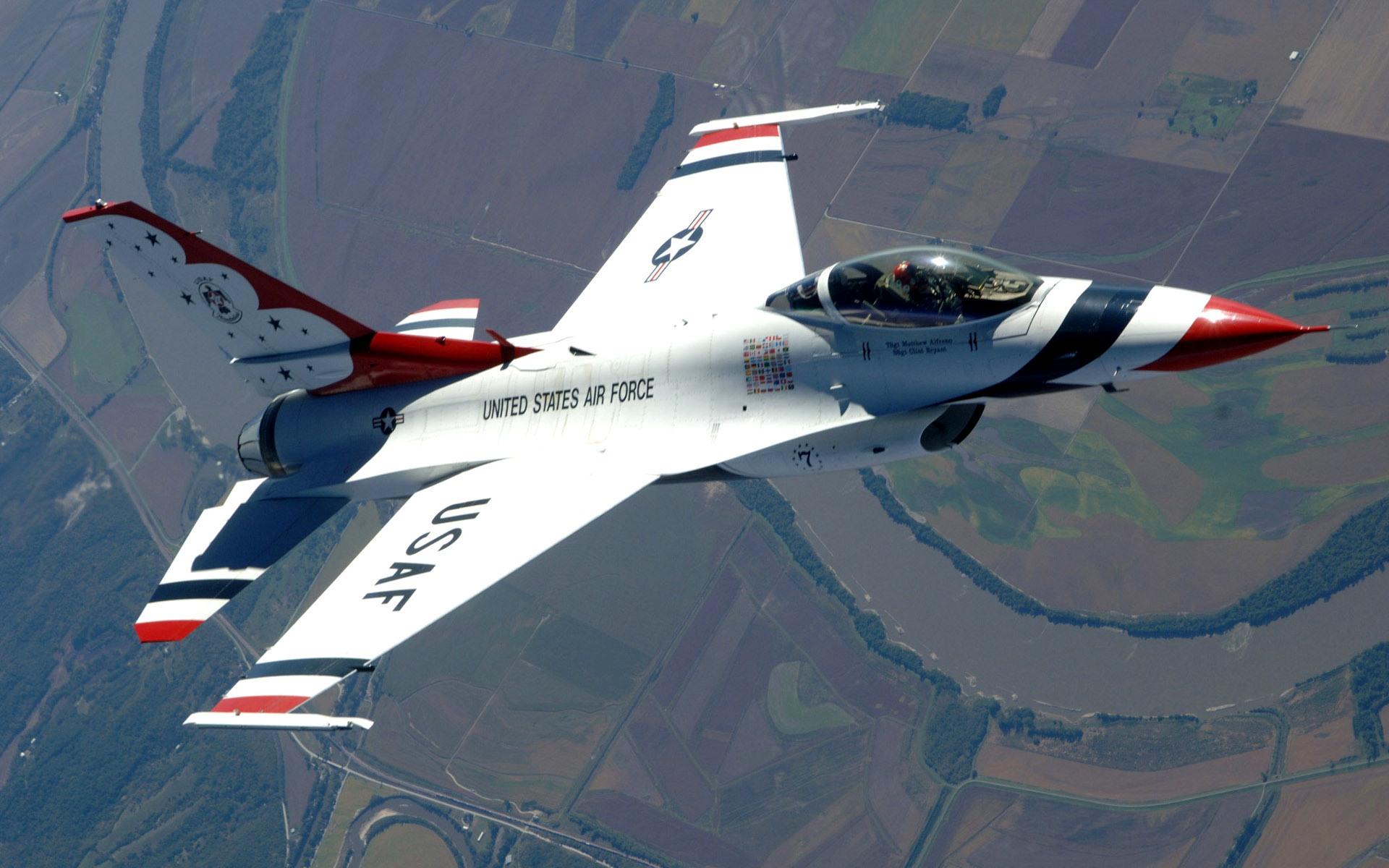 Us Air Force Thunderbirds wallpaper   709105 1920x1200