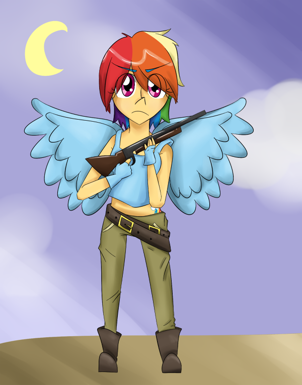 Angel with a Shotgun Wallpaper - WallpaperSafari