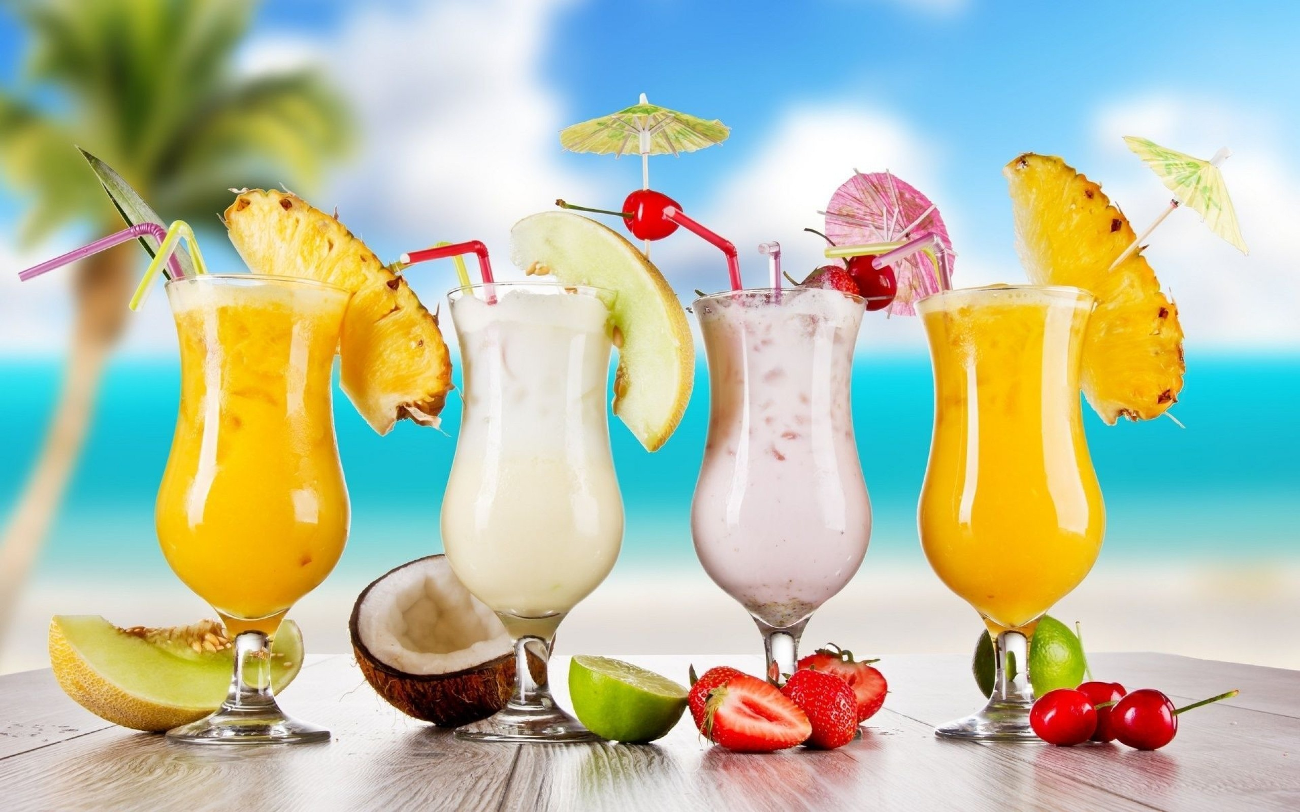 summer drinks wallpaper wallpapersafari