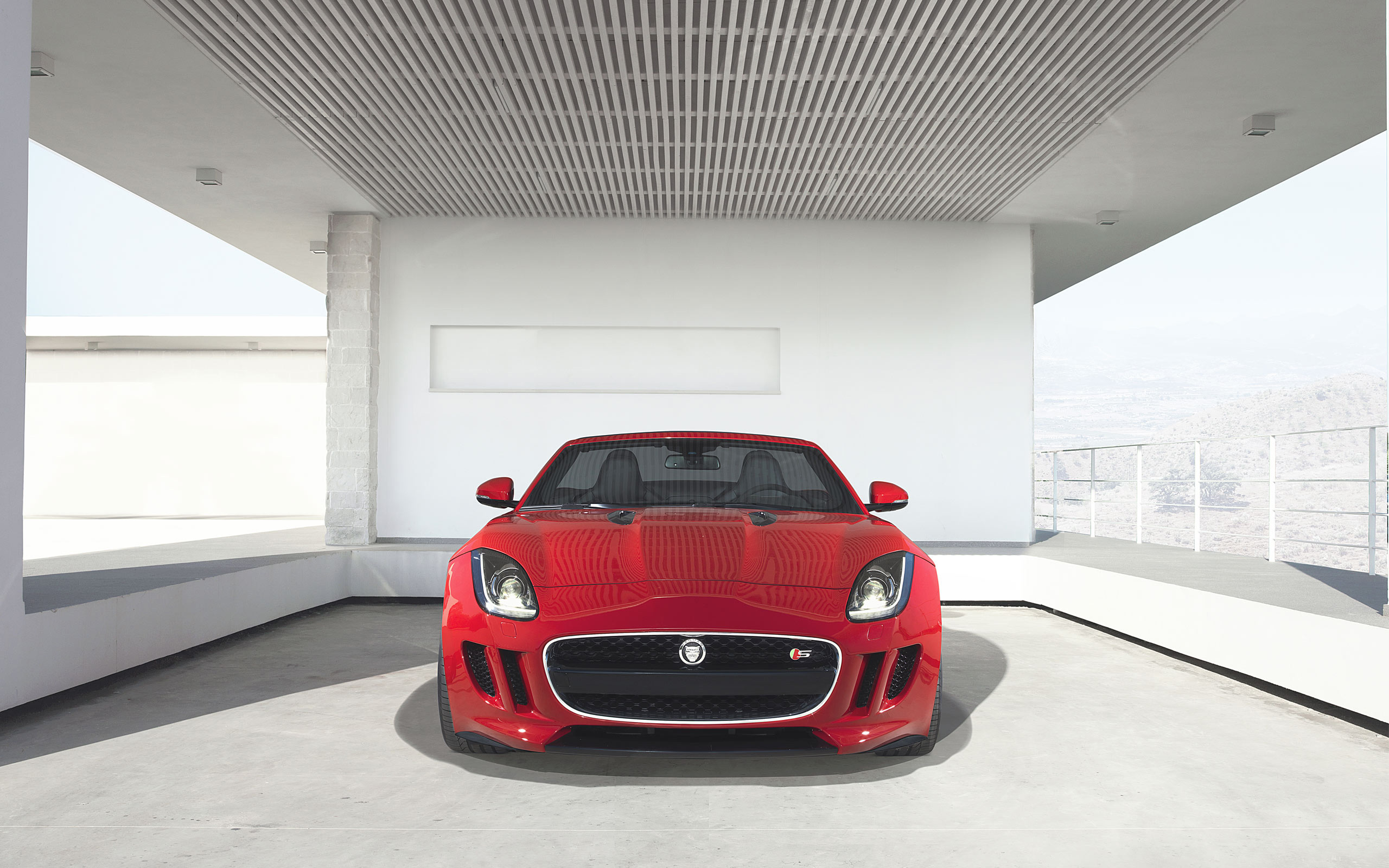 2014 Jaguar F Type 2 Wallpaper HD Car Wallpapers 2560x1600