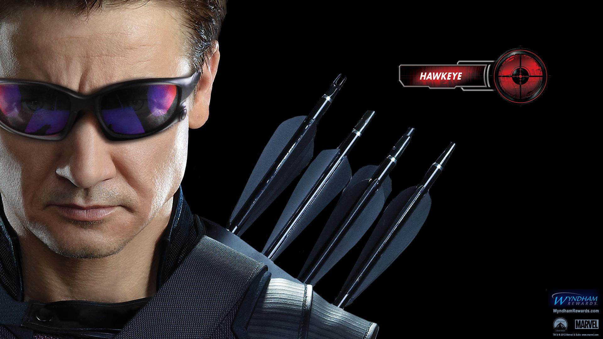 Hawkeye   The Avengers Wallpaper 30730301 1920x1080