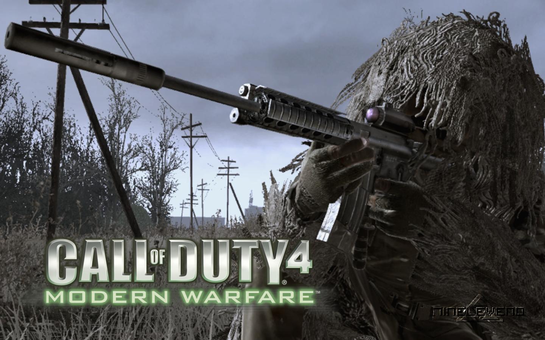 Free Download Call Of Duty 4 Modern Warfare Wallpaper Wallpaper