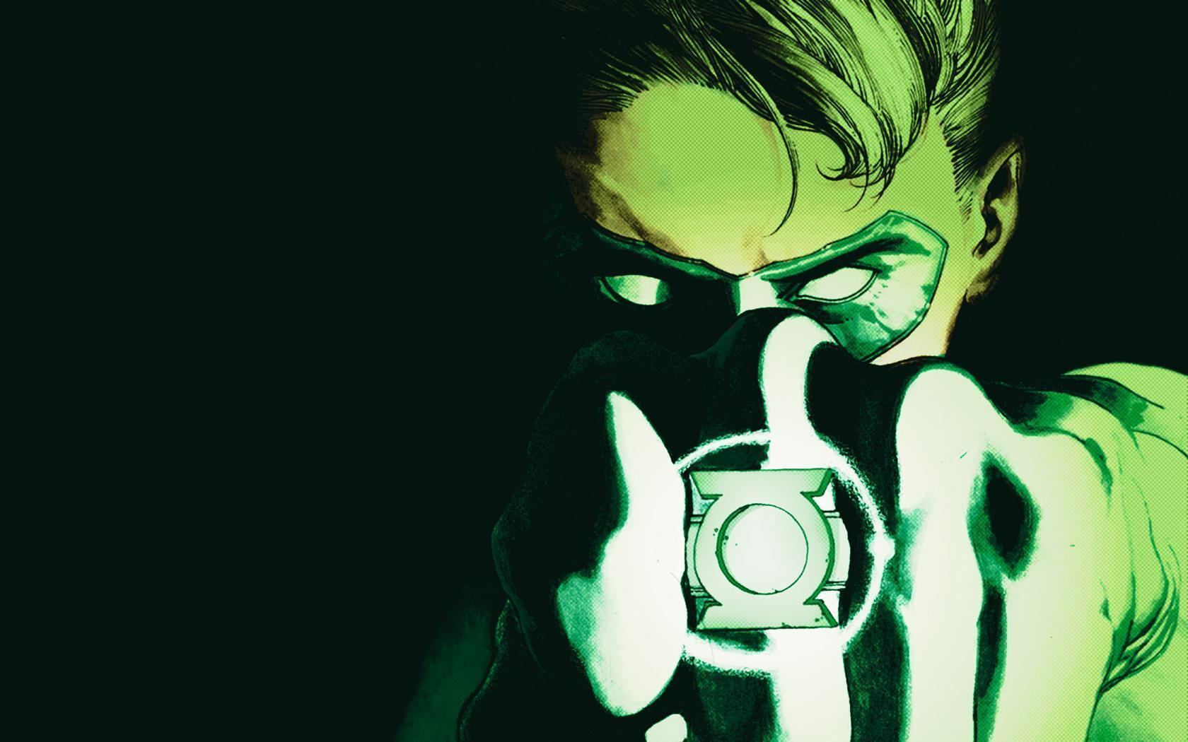 Green Lantern Wallpapers 1680x1050