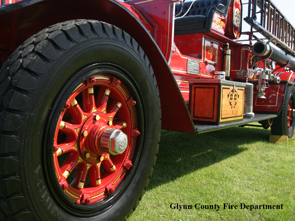 Glynn County Fire Department   Wallpapers 1024x768