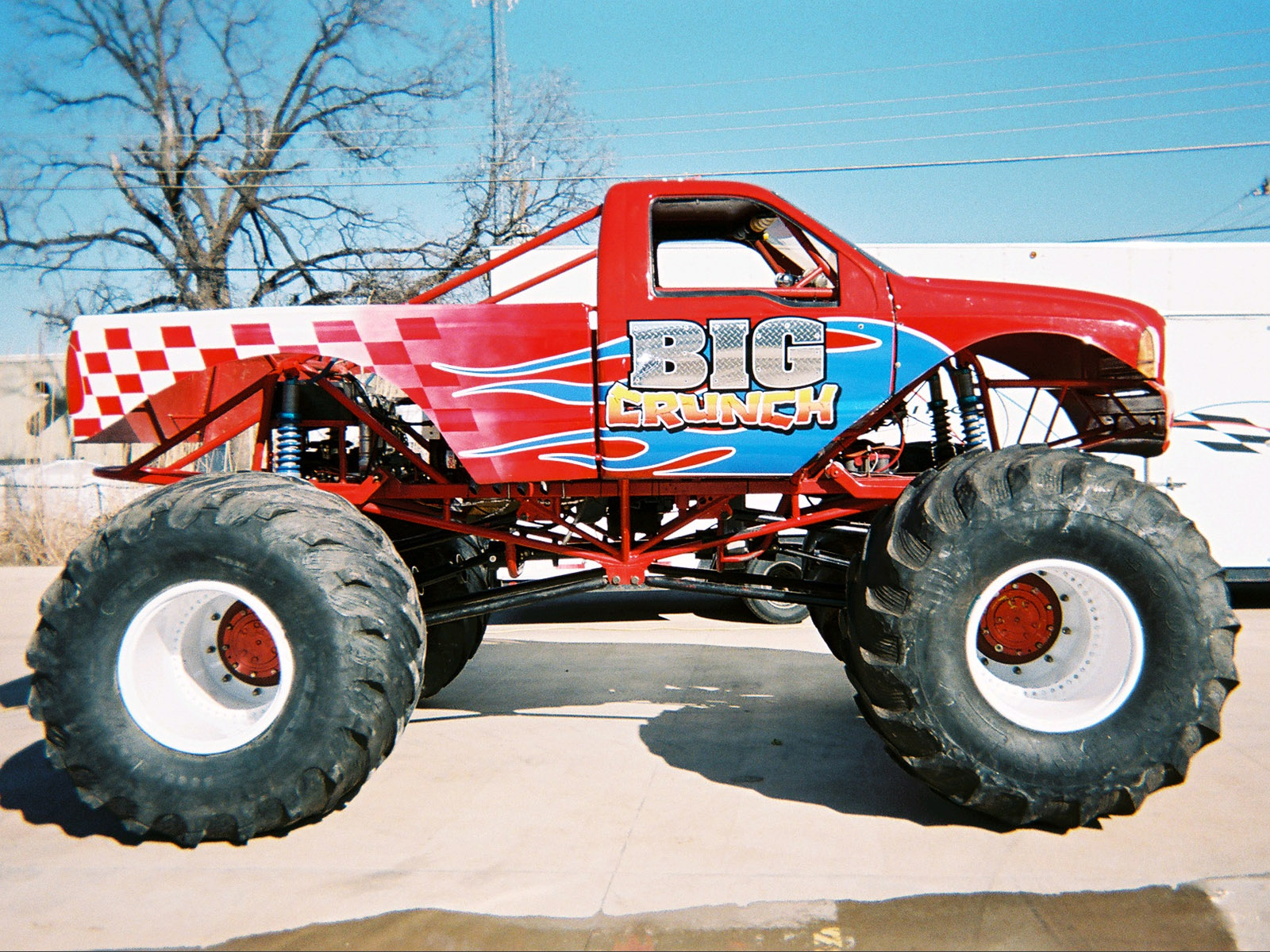 Pics Photos   Monster Truck Wallpapers 1600x1200