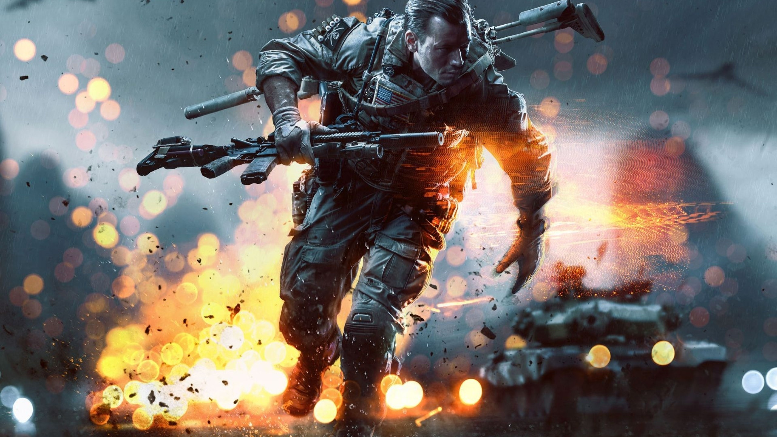 Battlefield 4   China Rising HD Wallpaper 2560x1440 Battlefield 4 2560x1440