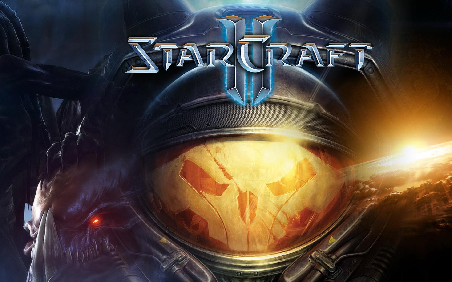 StarCraft 2 Hintergrundbilder StarCraft 2 frei fotos 1920x1200