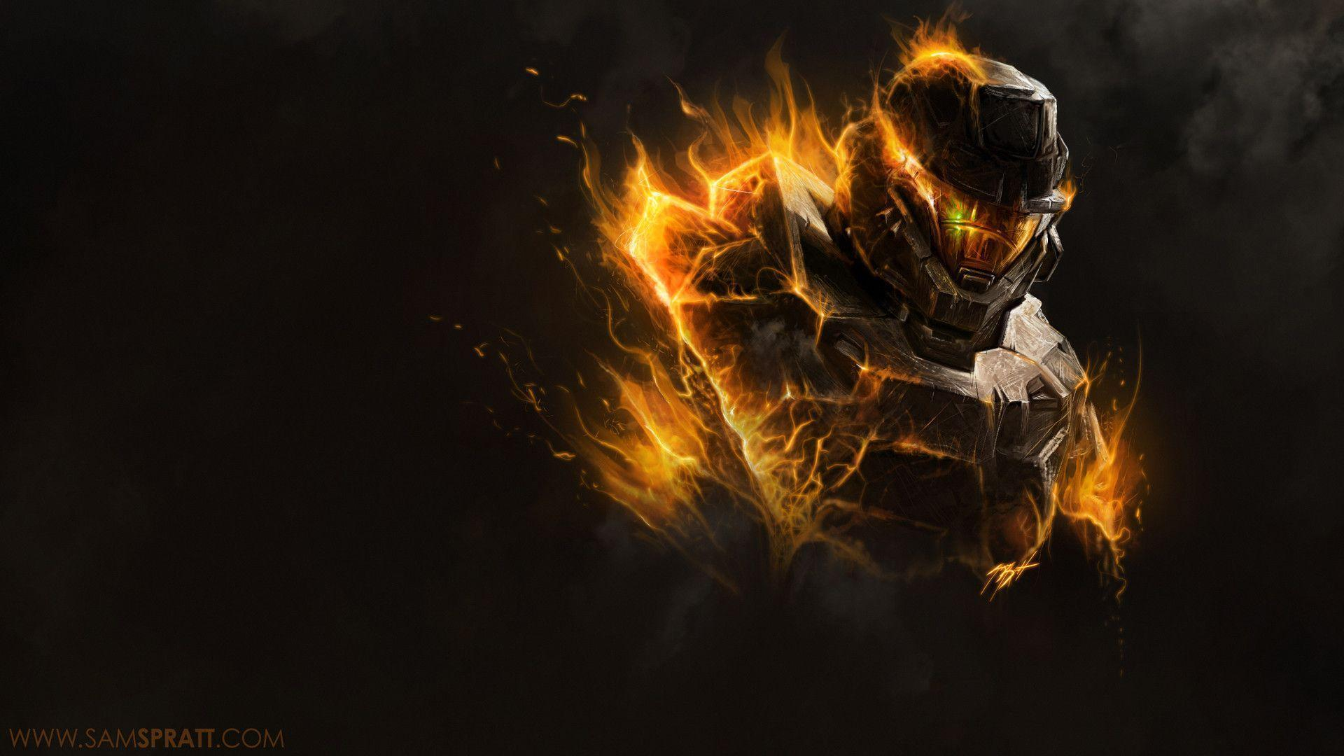 Funny Halo Wallpapers 1920x1080