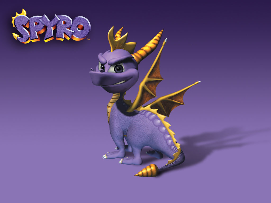 76+] Spyro Wallpaper on WallpaperSafari